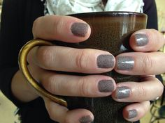 Check out Jamberry Nails Elephant Gray! www.ericahicks.jamberrynails.net