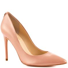 Kayden - Light Pink Leather - Yvonne's #shoes