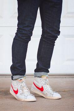 Джинсы Nike