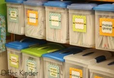 Freebielicious:  Love this!  I've been wondering how to organize all of these TPT games!