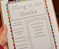 Great Journal Idea!