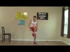 Coach Kozak will guide you through this easy low impact workout. HASfit's low impact exercises and easy exercises are perfect for those just...