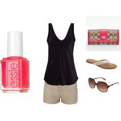 pink summer, fashion, style, cloth, hot pink, hot summer
