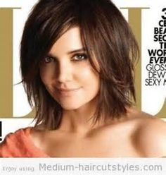 Hairstyle long side swept bangs