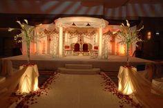 Image Detail for - ... Wedding Decor - Traditional Indian Wedding Ceremony