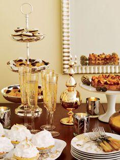 The Sweet Spot: Hanukkah Dessert Bar