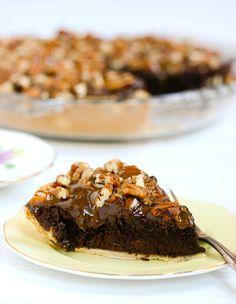 Brownie Pie