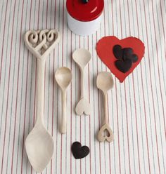 more love spoons