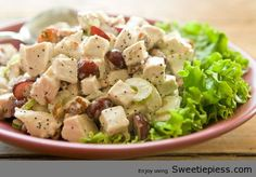 wholefoodsmarket, chicken breasts, whole foods market, chicken salads, classic chicken, whole food recipes, fun recip, widespread favorit, chicken salad recipes