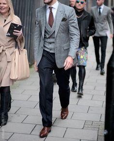 This man david gandy men style street style men - Merkamueble padul ...