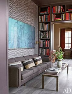 the best gray rooms.  a perfect gray