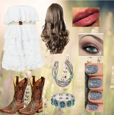 Adorable country outfit!