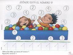 MATEMÁTICAS INFANTIL. 48 FICHAS