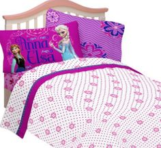frozen sheet set,  Elsa and Anna #Frozen #Disney #Gift