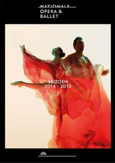 Lesley Moore / Dutch National Opera & Ballet #design #identity