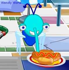 Weekend Puzzle Challenge Solution: 18th August 2013 – New Code For Hot Dog Nest Item Added!