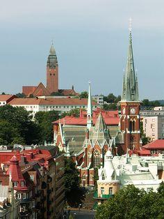 Gothenburg, Sweden (by jaime.silva).
