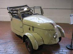 1942 Peugeot VLV (Voiture Legere de Ville)