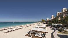 The Ritz-Carlton, Grand Cayman - Relax on seven miles of pristine beach