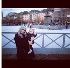 Lou and Lux in Sweden