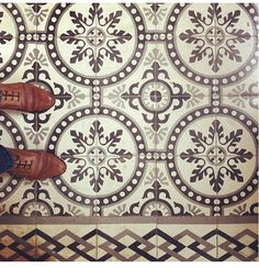 by rosa pomar Handmade tiles can be colour coordinated and customized re. shape, texture, pattern, etc. by ceramic design studios