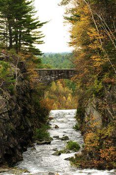 Windsor Dam, Quabbin Resevoir, Massachusetts.