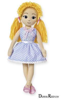 14 Quot Aurora Rag Doll Xmas