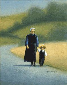 Amish Art.