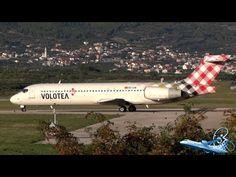 Volotea - Boeing 717-2BL EC-LQI - Takeoff from SPU/LDSP Split airport