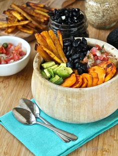Vegan Cuban Bowl | The Sweet Life