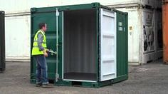8ft shipping container for sale. by Bullman Marine 1 year ago 821 views 8ft shipping container for sale. The following video shows a 8ft x 7ft x 7.5ft new build shipping container. For further information on ...