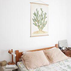 LARGE Cactus  Opuntia Jamaicensis  wall poster  CAC1002 von ARMINHO, €90.00