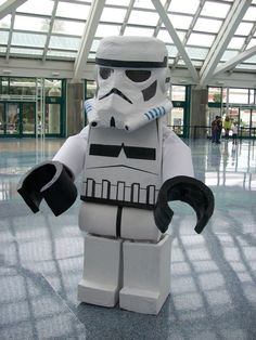LEGO Stormtrooper co...