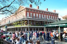 New Orleans- Cafe du Monde