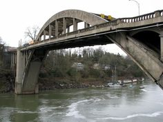 Oregon City Bridge - Oregon City, Oregon