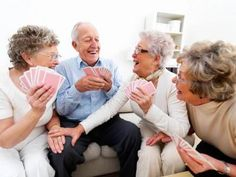 Playing games keeps your mind sharp. Games for Senior Citizens