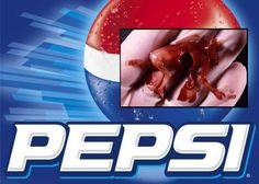 "Aborted baby's kidney cells used to produce ""human taste receptors"" to produce chemical flavor enhancers for food.  WHY? What happened to using REAL all natural flavors in our food? Who needs all the chemicals anyway? flavor drink, sodas, pepsi abort, boycott pepsi, god, foods, abort flavor, soft drinks, blog"