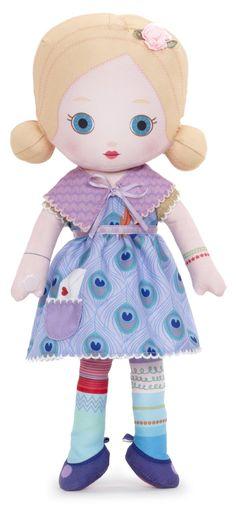 Mooshka Girls Doll - Dasha