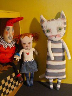 three of my dolls | Flickr - Photo Sharing!