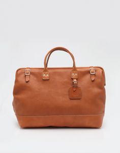 20 In Carryall In Leather