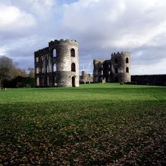 Shane's Castle, County Antrim, Northern Ireland. This is where my 7th Great-Grandfather was born.