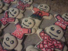 christmas parties, sweater christma, sweater cooki, parti idea, christma parti