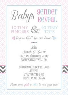 Gender Reveal Quotes