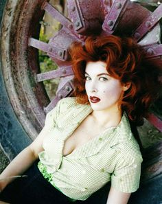 Tina Louise -     Ginger of Gilligan's Island