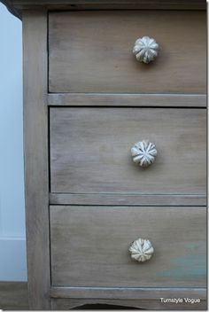 Furniture Makeover - Ce Ce Caldwell Paint -