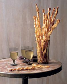 Cheese Straws Recipe