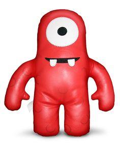 Muno Yo Gabba Gabba! Designer Plush Pillow Doll