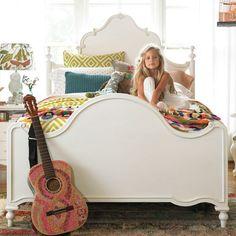 Charlotte Panel Bed from PoshTots