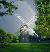 Stop by and learn about the Robert Sherman Windmill on Windmill Wednesdays at Prescott Farm on the last Wednesday of every month from June - September