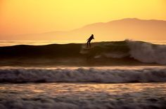 Rincon Speed: Slow-shutter images from the Queen of the Coast. #SURFERPhotos